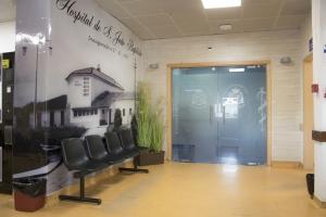 Sala de Espera da Consulta Aberta